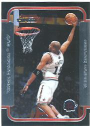 2003-04 Bowman Chrome #45 Vince Carter