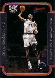 2003-04 Bowman Chrome #60 Kevin Garnett