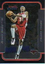 2003-04 Bowman Chrome #68 Jason Terry