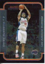 2003-04 Bowman Chrome #82 Corey Maggette
