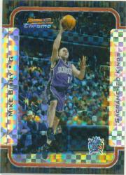2003-04 Bowman Chrome X-fractors #8 Mike Bibby