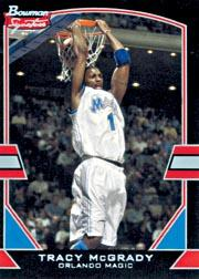 2003-04 Bowman Signature Edition #1 Tracy McGrady