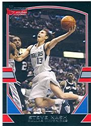 2003-04 Bowman Signature Edition #32 Steve Nash