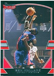 2003-04 Bowman Signature Edition #33 Ben Wallace