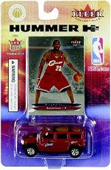 2004 Ultra Hummer H2 #171 LeBron James