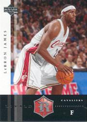 2004-05 Upper Deck Rivals Box Set #9 LeBron James