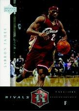 2004-05 Upper Deck Rivals Box Set #10 LeBron James