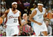 2004-05 Upper Deck Rivals Box Set #30 Carmelo Anthony/LeBron James