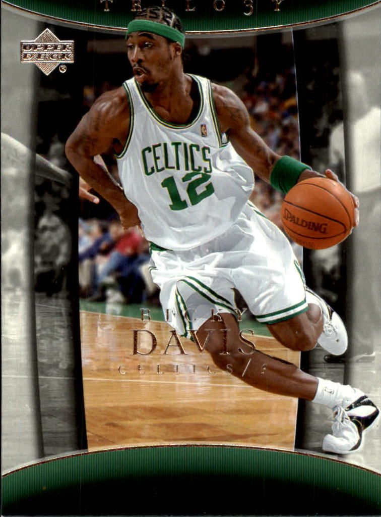 2004-05 Upper Deck Trilogy #5 Ricky Davis