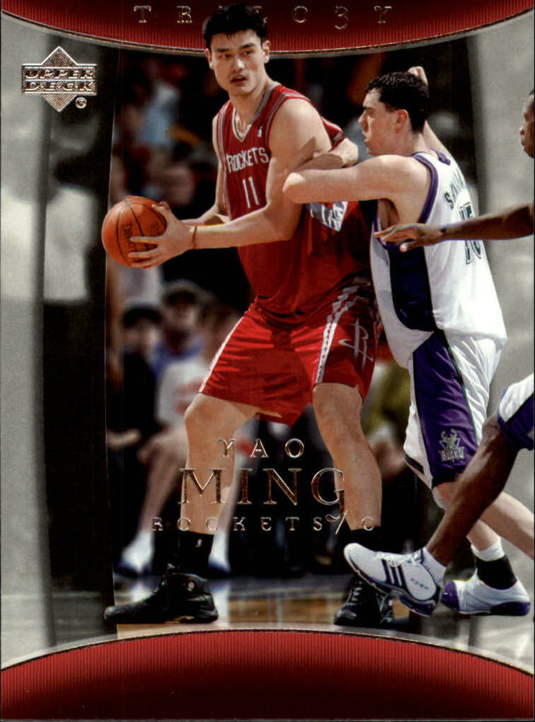 2004-05 Upper Deck Trilogy #32 Yao Ming