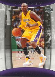 2004-05 Upper Deck Trilogy #45 Lamar Odom