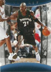 2004-05 Upper Deck Trilogy #57 Kevin Garnett