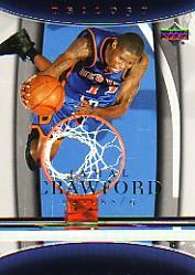 2004-05 Upper Deck Trilogy #67 Jamal Crawford