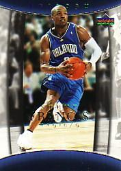2004-05 Upper Deck Trilogy #71 Steve Francis