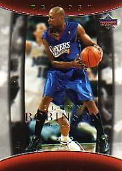 2004-05 Upper Deck Trilogy #72 Glenn Robinson
