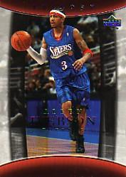 2004-05 Upper Deck Trilogy #73 Allen Iverson