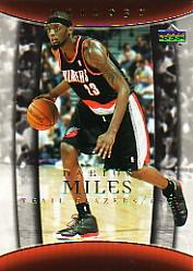 2004-05 Upper Deck Trilogy #82 Darius Miles