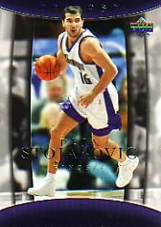 2004-05 Upper Deck Trilogy #83 Peja Stojakovic