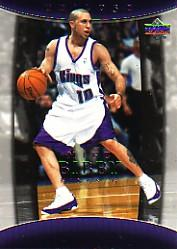 2004-05 Upper Deck Trilogy #85 Mike Bibby