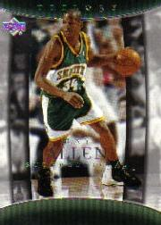 2004-05 Upper Deck Trilogy #90 Ray Allen