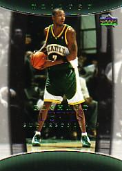 2004-05 Upper Deck Trilogy #91 Rashard Lewis