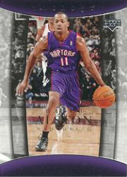 2004-05 Upper Deck Trilogy #93 Rafer Alston