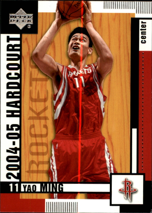 2004-05 Upper Deck Hardcourt #30 Yao Ming
