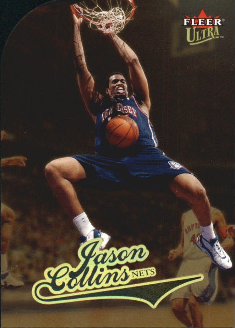2004-05 Ultra Gold Medallion #6 Jason Collins