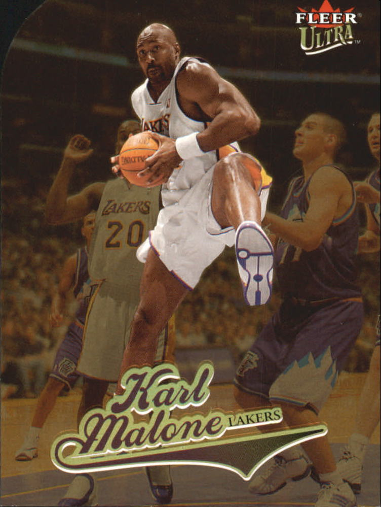 2004-05 Ultra Gold Medallion #11 Karl Malone