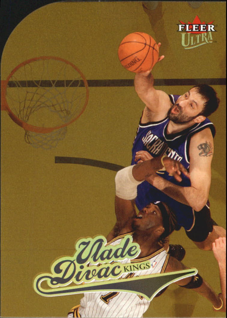 2004-05 Ultra Gold Medallion #14 Vlade Divac