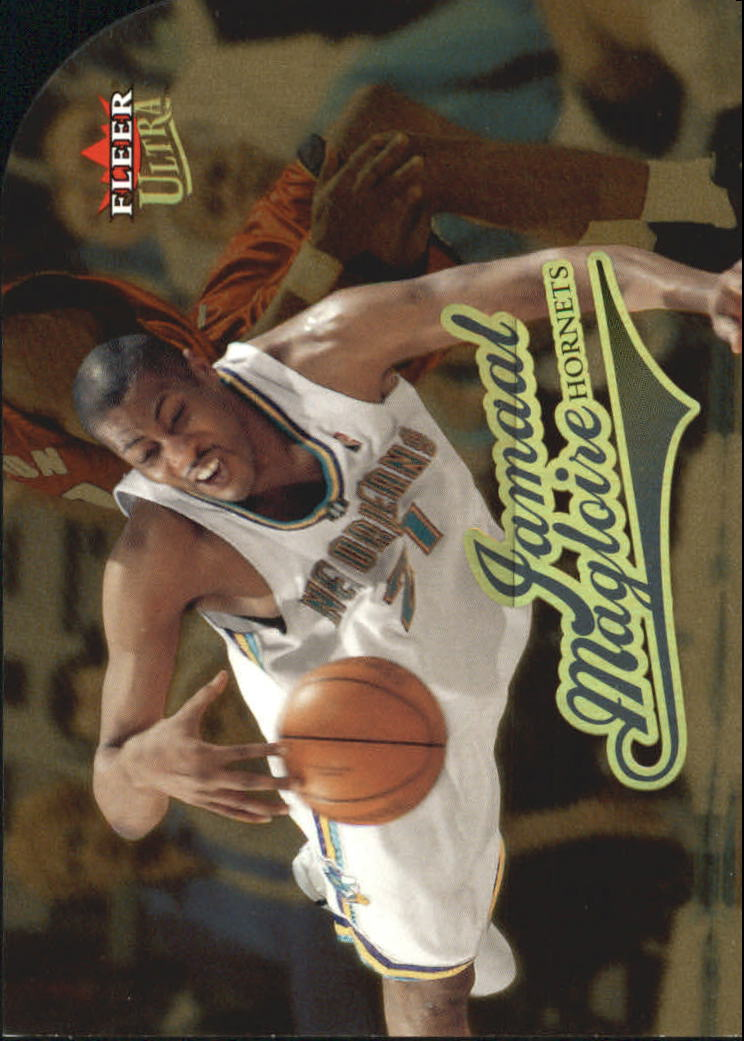 2004-05 Ultra Gold Medallion #40 Jamaal Magloire