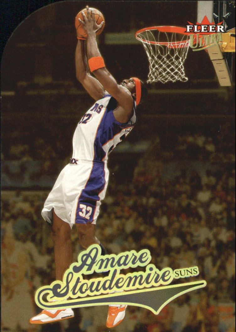 2004-05 Ultra Gold Medallion #48 Amare Stoudemire
