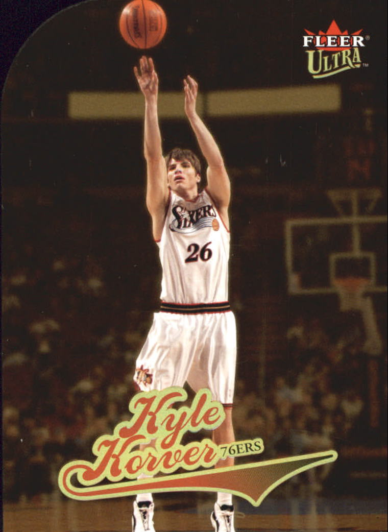 2004-05 Ultra Gold Medallion #61 Kyle Korver