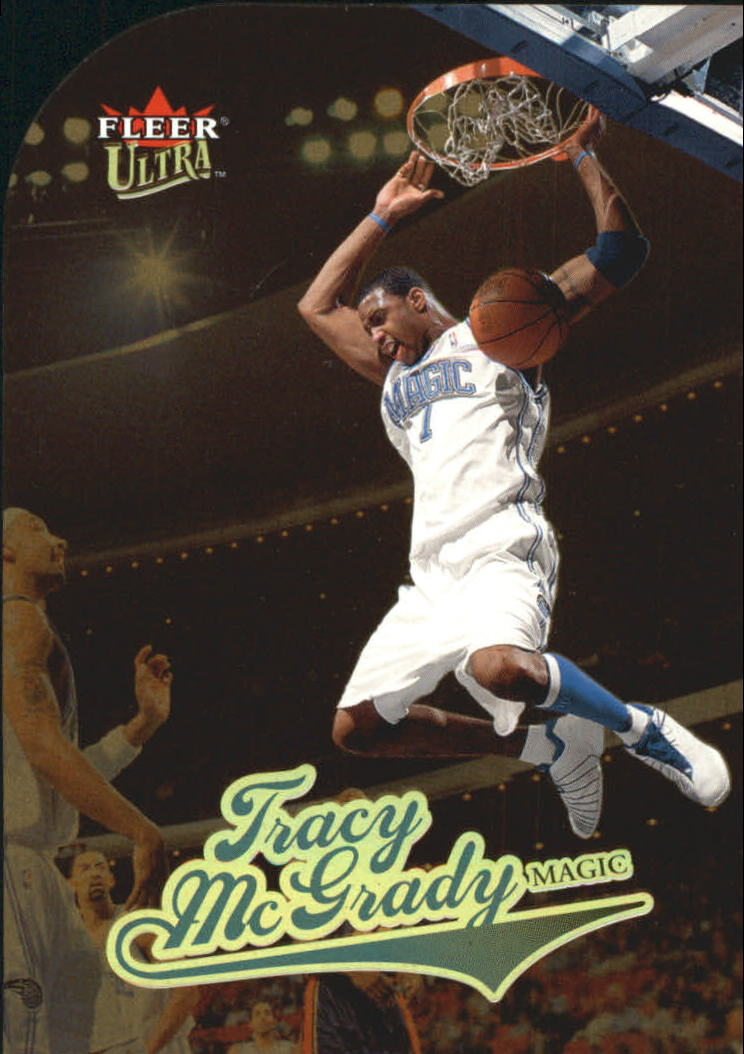 2004-05 Ultra Gold Medallion #117 Tracy McGrady