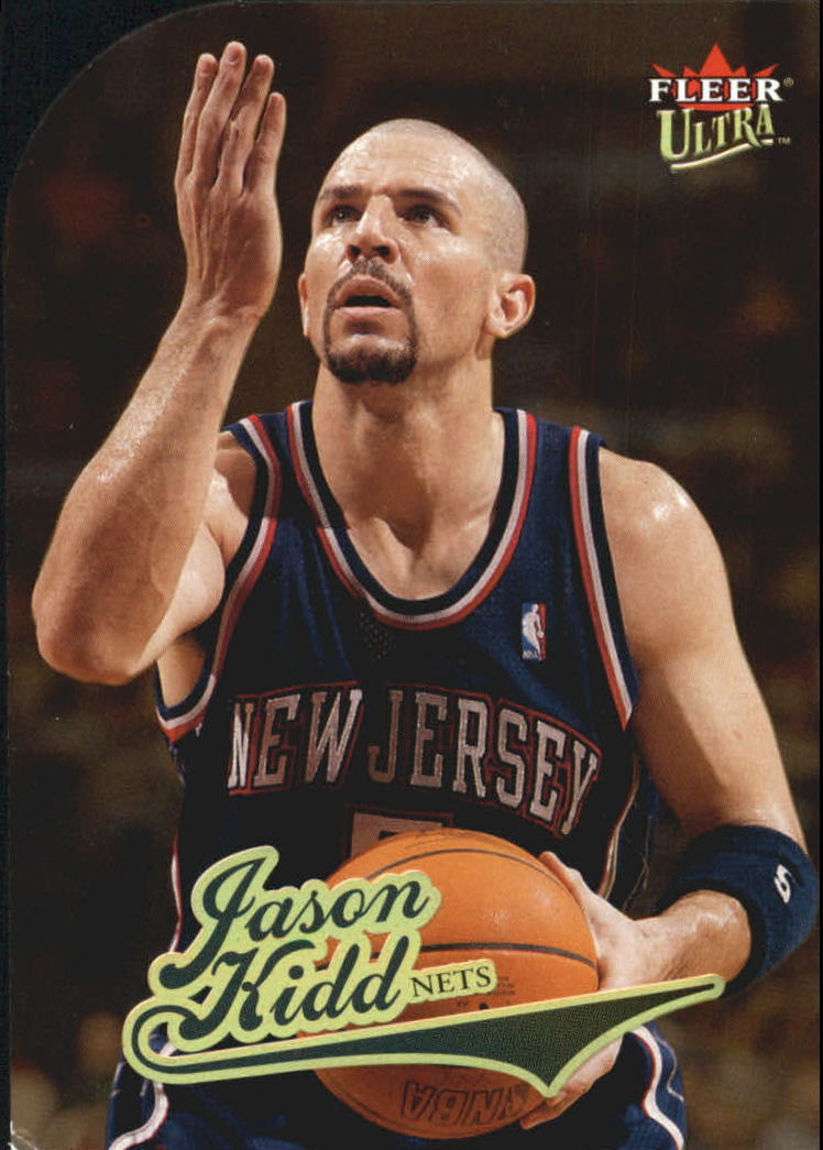 2004-05 Ultra Gold Medallion #136 Jason Kidd