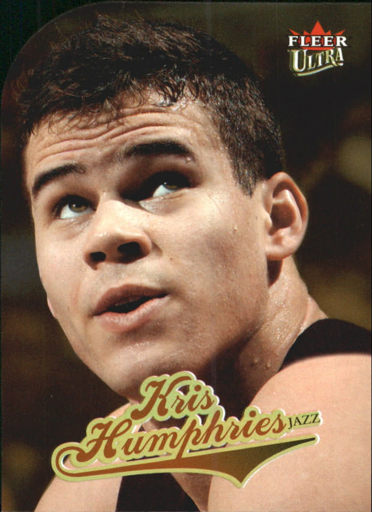 2004-05 Ultra Gold Medallion #189 Kris Humphries
