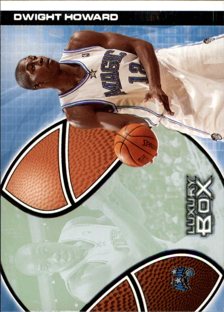 2004-05 Topps Luxury Box #101 Dwight Howard RC