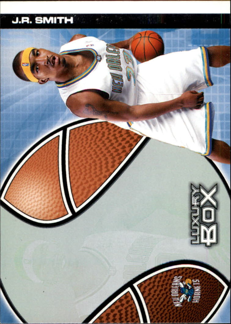 2004-05 Topps Luxury Box #118 J.R. Smith RC