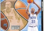 2004-05 Topps Luxury Box 100 #3 Grant Hill