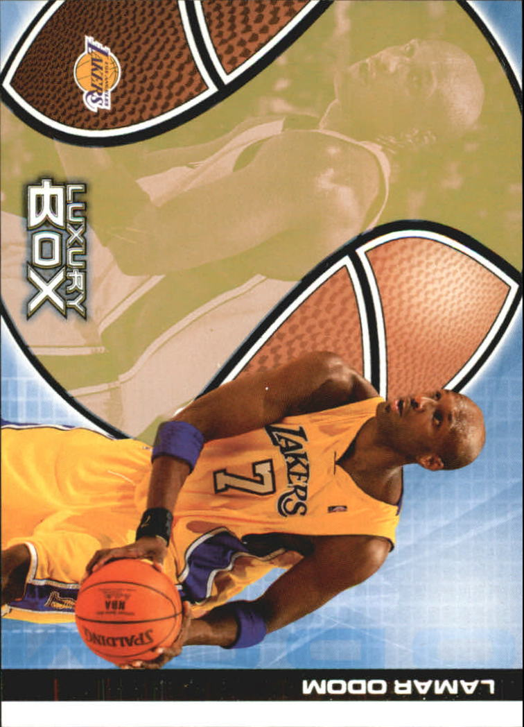 2004-05 Topps Luxury Box 100 #11 Lamar Odom
