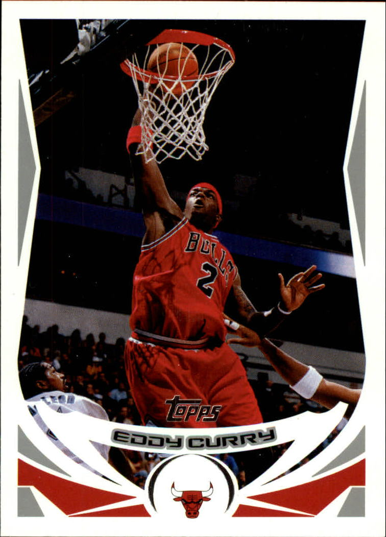 2004-05 Topps #2 Eddy Curry