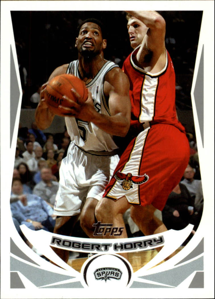 2004-05 Topps #24 Robert Horry