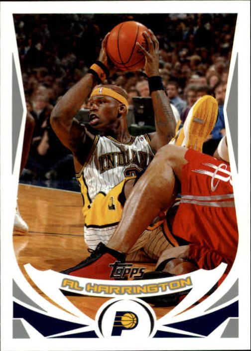 2004-05 Topps #59 Al Harrington