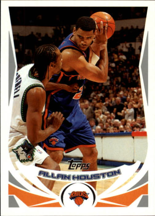 2004-05 Topps #69 Allan Houston