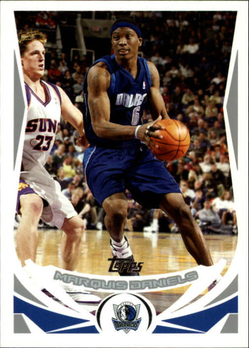 2004-05 Topps #92 Marquis Daniels