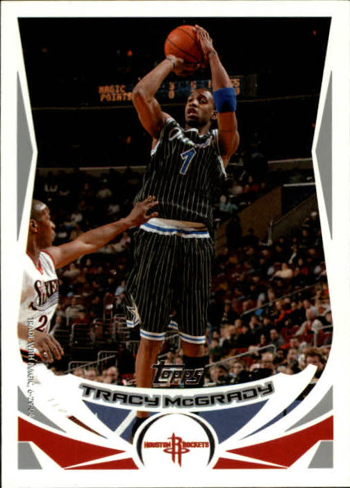 2004-05 Topps #100 Tracy McGrady
