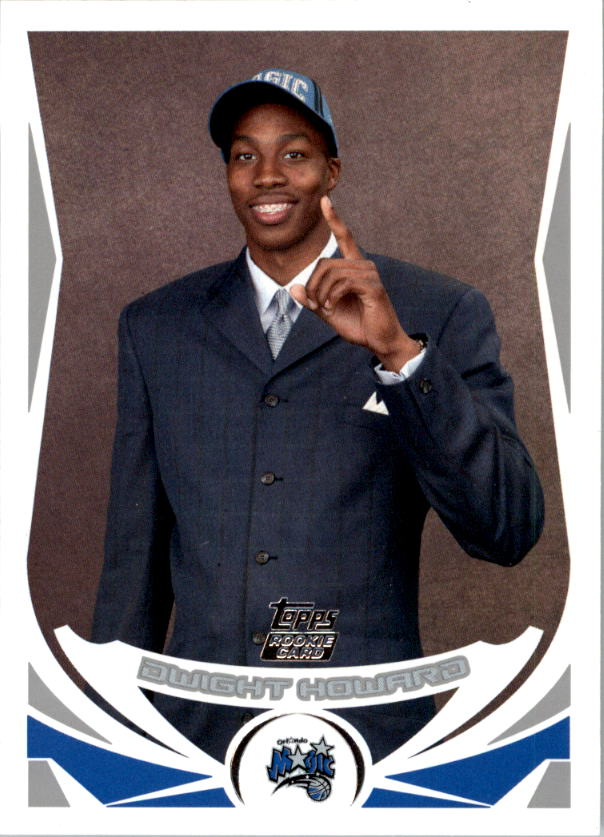 2004-05 Topps #221 Dwight Howard RC