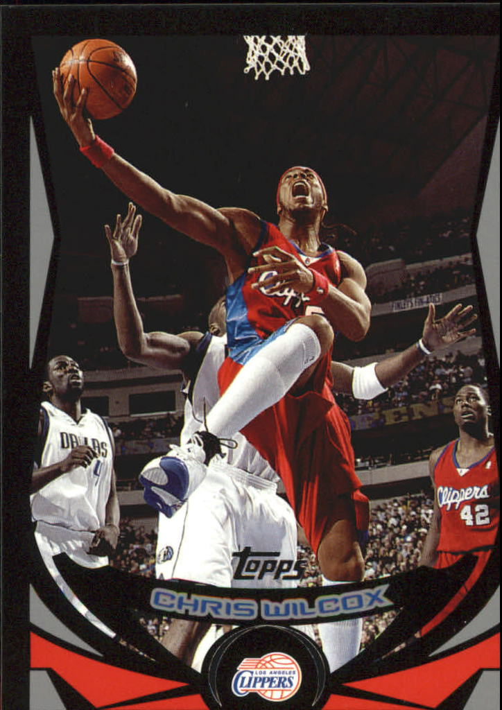 2004-05 Topps Black #32 Chris Wilcox