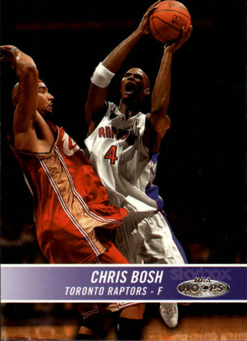 2004-05 Hoops #98 Chris Bosh