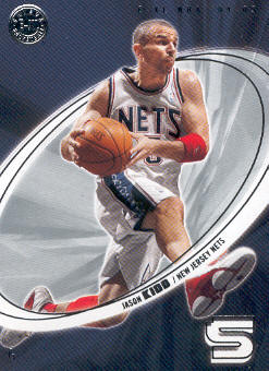 2004-05 E-XL #7 Jason Kidd